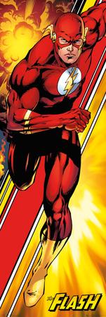 DC Comics Justice League - Flash Pósters