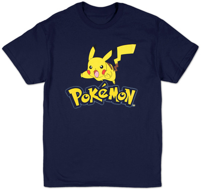 Pokemon - Pokemon Logo T-shirts