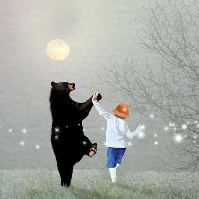 Moonlight Dance Prints by Nancy Tillman