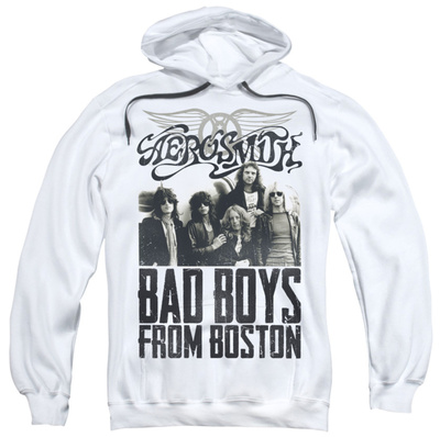 Hoodie: Aerosmith - Bad Boys Pullover Hoodie