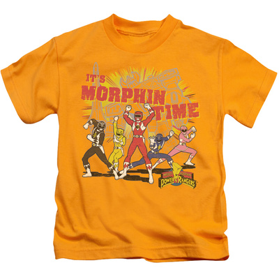 Juvenile: Power Rangers - Morphin Time T-Shirt