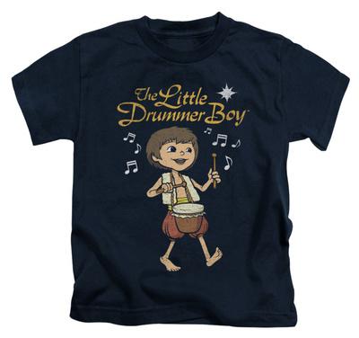Juvenile: Little Drummer Boy - Starlight T-shirts