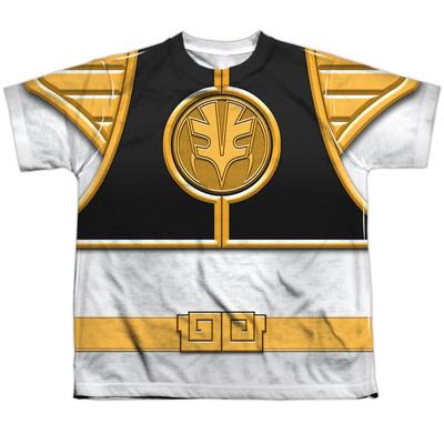 Youth: Power Rangers - White Ranger T-Shirt