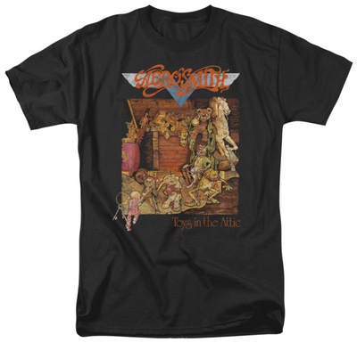 Aerosmith - Toys T-shirts