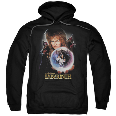 Hoodie: Labyrinth - I Have A Gift Pullover Hoodie