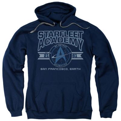 Hoodie: Star Trek - Starfleet Academy Earth Pullover Hoodie