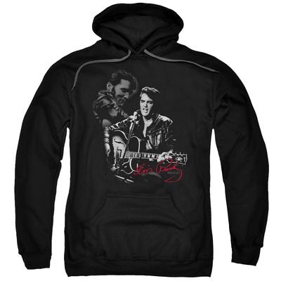 Hoodie: Elvis Presley - Show Stopper Pullover Hoodie