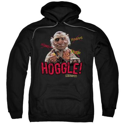 Hoodie: Labyrinth - Hoggle Pullover Hoodie