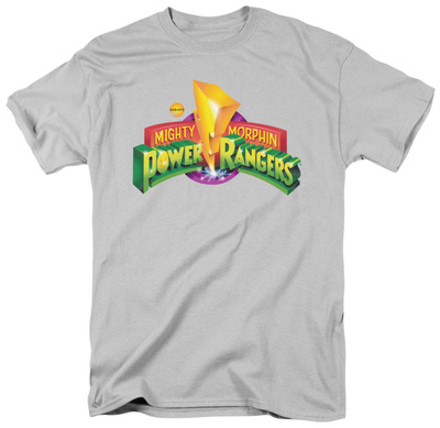 Power Rangers - MMPR Logo T-shirts