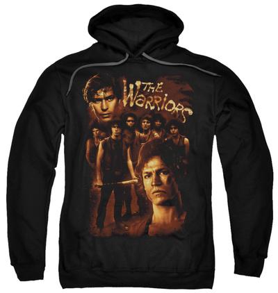 Hoodie: The Warriors - 9 Warriors Pullover Hoodie