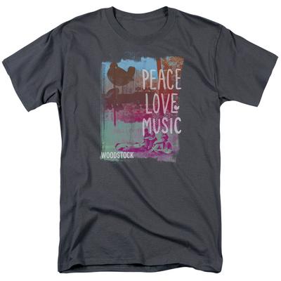 Woodstock - Plm T-Shirt
