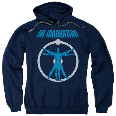 Hoodie: Watchmen - Anatomy Pullover Hoodie