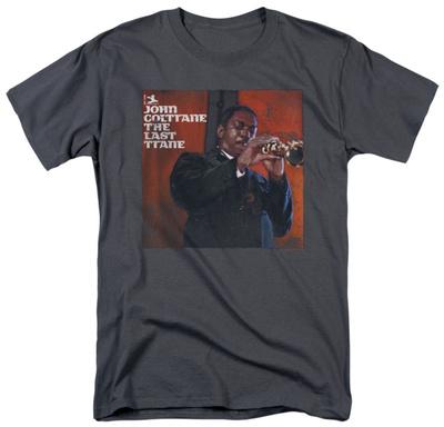 John Coltrane - Last Train T-shirts