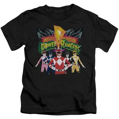 Juvenile: Power Rangers - Rangers Unite T-shirts