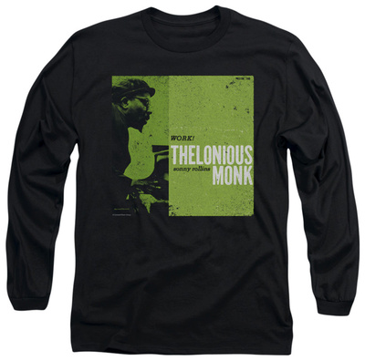 Long Sleeve: Thelonious Monk - Work Long Sleeves