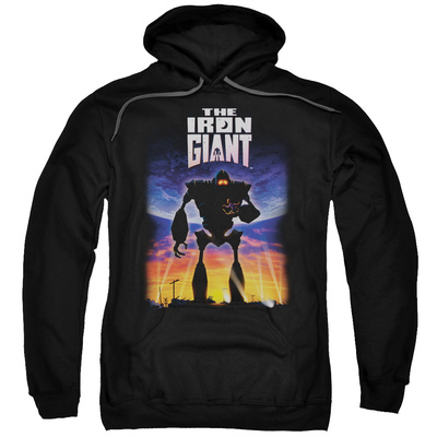 Hoodie: Iron Giant – Poster Pullover Hoodie