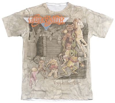 Aerosmith - Toys In The Attic Sublimated