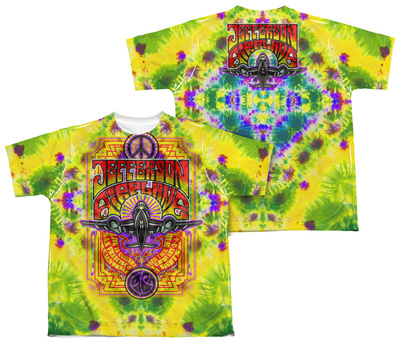 Youth: Jefferson Airplane - Take Off (Front/Back Print) Shirts