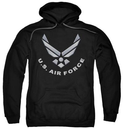 Hoodie: Air Force - Logo Pullover Hoodie