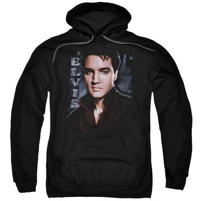 Hoodie: Elvis Presley - Tough Pullover Hoodie