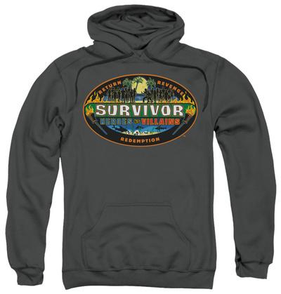 Hoodie: Survivor - Heroes Vs Villains Pullover Hoodie