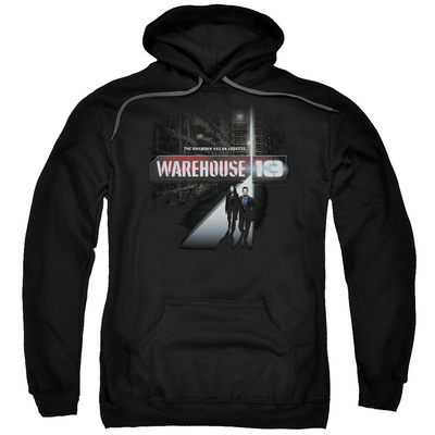 Hoodie: Warehouse 13 - The Unknown Pullover Hoodie!