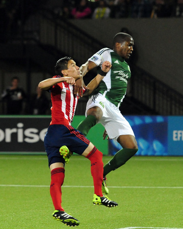 Apr 12, 2014 - MLS: Chivas USA vs Portland Timbers Photo by Steve Dykes