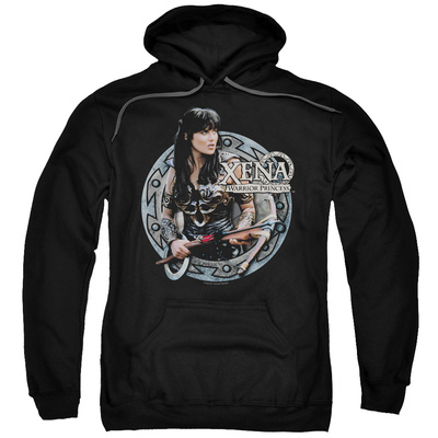 Hoodie: Xena: Warrior Princess - The Warrior Pullover Hoodie