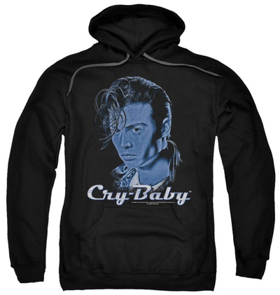 Hoodie: Cry Baby - King Cry Baby Pullover Hoodie