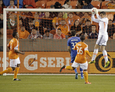 Mar 15, 2014 – MLS: Montreal Impact vs Houston Dynamo – Tally Hall Photo by Andrew Richardson