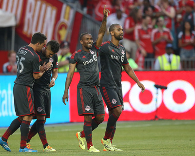 Jul 12, 2014 - MLS: Houston Dynamo vs Toronto FC Photo by Tom Szczerbowski