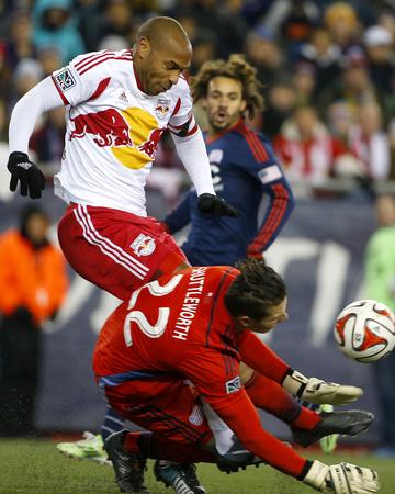 2014 MLS Eastern Conference Championship: Nov 29, Red Bulls vs Revolution - Bobby Shuttleworth Foto af Winslow Townson