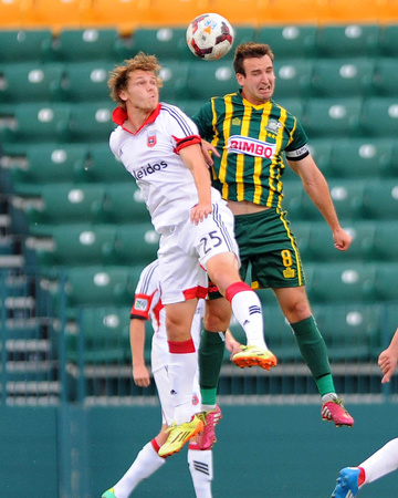 2014 MLS U.S. Open Cup: Jun 17, D.C. United vs Rochester Rhinos - Jared Jeffrey Photo by Rich Barnes