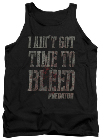 Tank Top: Predator – Bleeding Time Tank Top