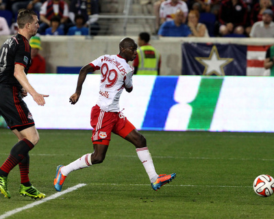 Jun 27, 2014 - MLS: Toronto FC vs New York Red Bulls - Bradley Wright-Phillips Photo by Noah K. Murray!