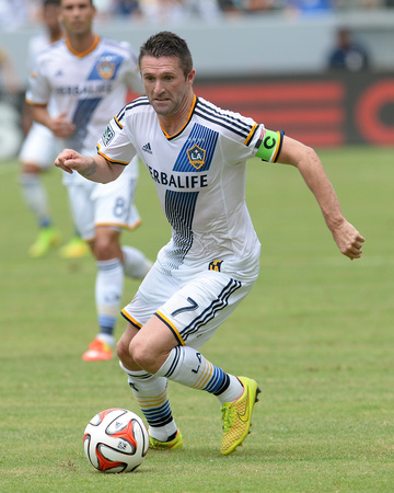 Aug 2, 2014 - MLS: Portland Timbers vs Los Angeles Galaxy - Robbie Keane Photo by Jayne Kamin-Oncea