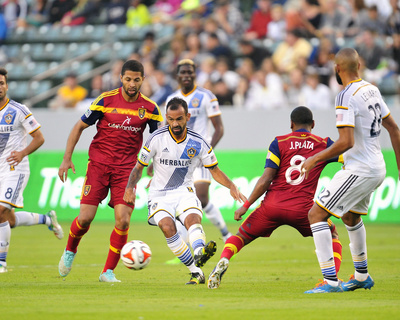 2014 MLS Playoffs: Nov 9, Real Salt Lake vs Los Angeles Galaxy Photo by Gary A. Vasquez