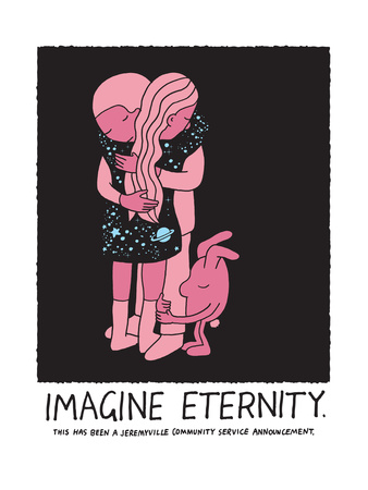 Jeremyville: Imagine Eternity Posters by  Jeremyville