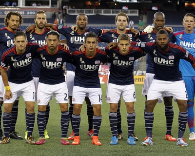 Sep 7, 2014 - MLS: Chicago Fire vs New England Revolution Photo by Stew Milne