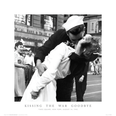 New York - Kissing The War Goodbye Posters