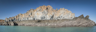 Elgee Sandstone Formations in the Buccaneer Archipelago, Western Australia Photographic Print by Jeff Mauritzen