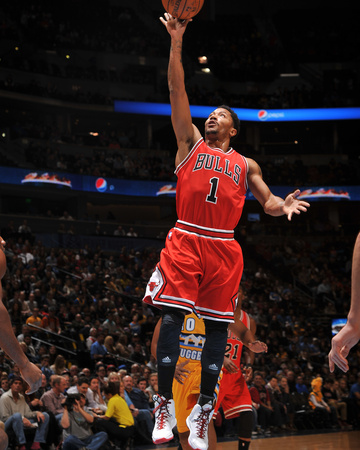 Chicago Bulls v Denver Nuggets Photo by Bart Young