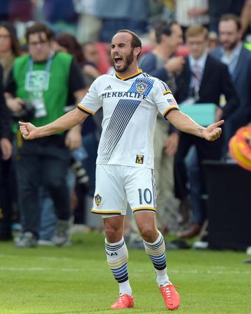 2014 MLS Cup Final: Dec 7, New England Revolution vs LA Galaxy Photo by Kirby Lee