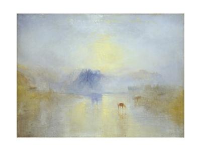 Norham Castle, Sunrise Giclee Print by J. M. W. Turner