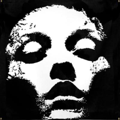 Converge - Jane Doe Face Flag Prints