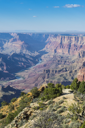 Desert View Point on Scenic Desert View Drive photo of things to do at Grand Canyon