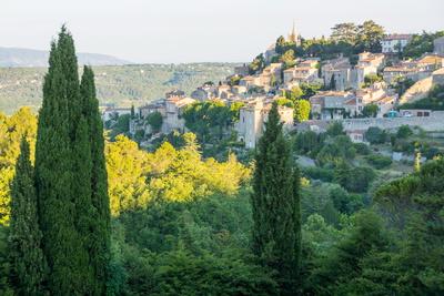 Bonnieux, Luberon, Provence, France, Europe Photographic Print by Peter Groenendijk