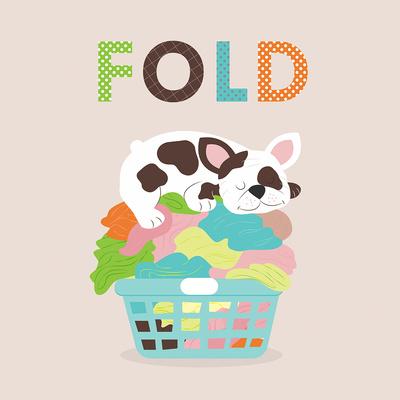 Laundry Fold Prints by Tiffany Everett