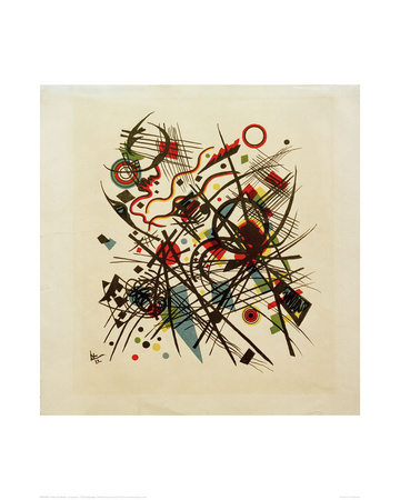 Composition, 1922 Giclee Print by Wassily Kandinsky