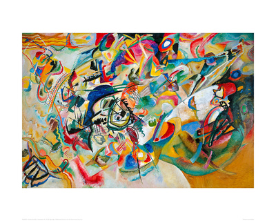 Composition VII, 1913 Giclee Print by Wassily Kandinsky